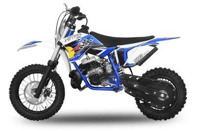 NRG50 KTM crossmotor crossbike 50cc