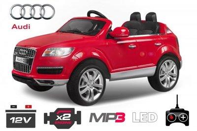 Verrassend Audi Q7 elektrische kinderauto met full-options! - Elektrische YC-42