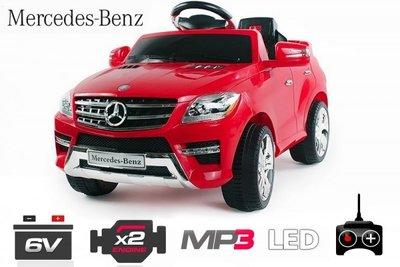 Mercedes ML350 accu auto shop