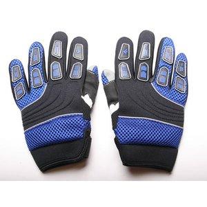 korting gekke prijs best verkocht Cross handschoenen | Kinderen | Blauw