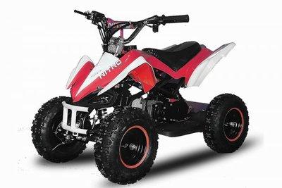 Betere ACTEI! Nitro Motors - Python miniquad | 49cc | E-start HG-84