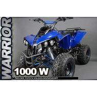 Electric Warrior Quad 1000W 48V Nitro MotoCars