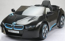 BMW i8 elektrische kinderauto 12V